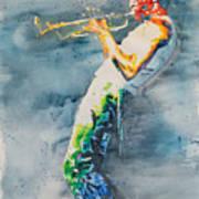 Miles Davis Art Print