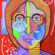 John Lennon Art Print