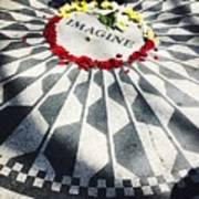 John Lennon- Imagine Art Print