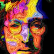 John Lennon Art Print by Stephen Anderson