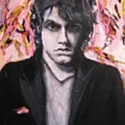John Mayer Art Print
