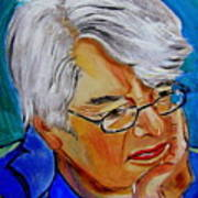 John Sothcott Our  Mutual Friend Art Print