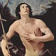 John The Baptist 1640 Art Print