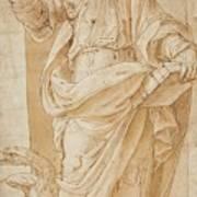 John The Baptist Art Print