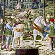 John Viii Paleologus Art Print
