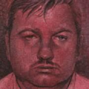 John Wayne Gacy Art Print
