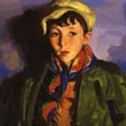 Johnnie Patton 1924 Art Print