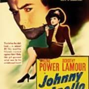 Johnny Apollo 1940 Art Print