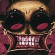 Johnny The Homicidal Maniac Art Print
