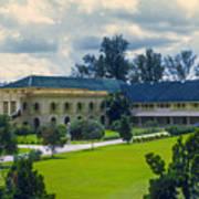 Johor Bahru Grand Palace Art Print
