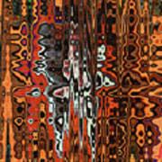 Jojo Abstract Art Print