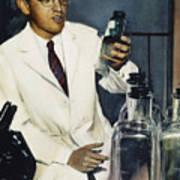 Jonas Salk (1914-1995) Art Print