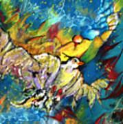 Jonathan Livingstone Seagull Art Print