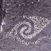 Jornada Mogollon Petroglyph, 5000 Bc- Art Print