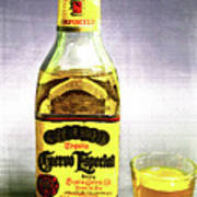 Jose Cuervo Shot 2 Art Print