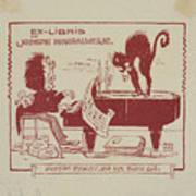 Joseph Monsalvatje Art Print