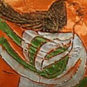 Josephine - Tile Art Print