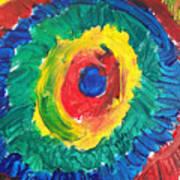 Joss's Eye Art Print