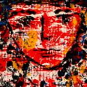 Jovana Art Print