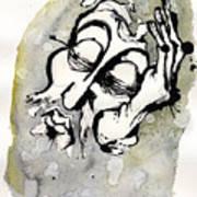 Judgment Of Zeus Art Print