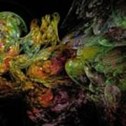 Juggernaut-4 Art Print