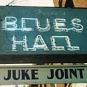 Juke Joint Art Print by Jame Hayes