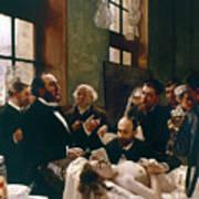 Jules Emile Pean (1830-1898) Art Print