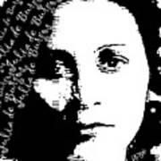 Julia De Burgos 1 Art Print