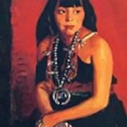 Julianita 1922 Art Print