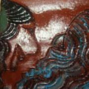 June - Tile Art Print