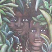 Jungle Depths Art Print