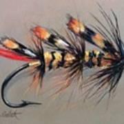 Jungle Hornet Art Print