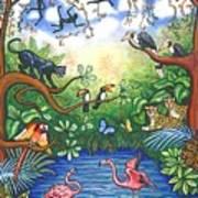 Jungle One Art Print