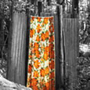 Jungle Shower Art Print