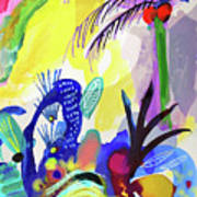 Jungle Vision Art Print