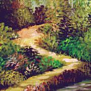 Jungle Walk Art Print