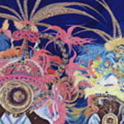 Junkanoo Art Print