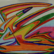 Jupiter Bio-weapon Art Print