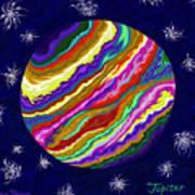 Jupiter Ss Art Print