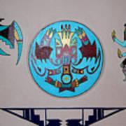 Kachina Dance Art Print