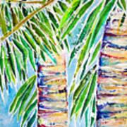 Kaimana Beach Art Print