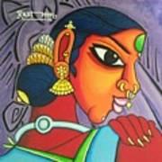 Kalavathi Art Print