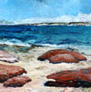 Kalbarri  Beach Art Print