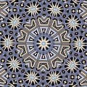 Kaleidoscope 104 Art Print