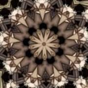 Kaleidoscope 114 Art Print