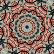 Kaleidoscope 127 Art Print
