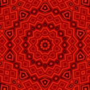 Kaleidoscope 3200 Art Print
