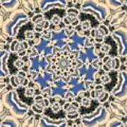 Kaleidoscope 77 Art Print