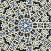 Kaleidoscope 78 Art Print