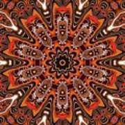 Kaleidoscope 85 Art Print